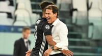 """Lyon loại Juve, HLV Garcia vẫn khen Ronaldo là """"người ngoài hành tinh"""""""
