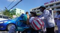 ẢNH: Bệnh viện C Đà Nẵng dỡ lệnh phong tỏa, bệnh nhân vui mừng vì được về nhà