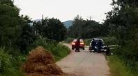 Đắk Lắk: Chốt chặn một thôn vì có người nghi mắc Covid-19
