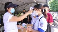 Hơn 14.600 sĩ tử Quảng Ninh bước vào kỳ thi THPT Quốc gia giữa dịch Covid-19