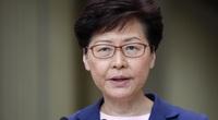Người đứng đầu Hong Kong có tên trong danh sách bị nếm trái đắng trừng phạt của Mỹ