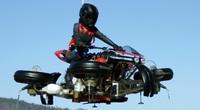 """Tin xe (8/8): Xuất hiện xe moto """"bay"""" giá hơn nửa triệu USD"""