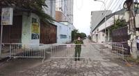 """Phong tỏa, """"nội bất xuất, ngoại bất nhập"""" hai tòa chung cư Tân Việt vì có ca nhiễm Covid-19 ở Hà Nội"""
