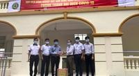 Thi tốt nghiệp THPT 2020, Học viện Nông nghiệp Việt Nam tặng 500 hộp khẩu trang, 500 chai gel rửa tay cho các sĩ tử