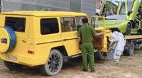 Hai siêu xe nghi nhập lậu bị công an Quảng Bình bắt giữ có giá bao nhiêu?