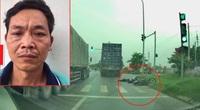 Container cán chết nữ sinh: Tài xế trốn là tình tiết tăng nặng