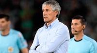 """Barca hạ gục Napoli, HLV Setien đưa các học trò """"lên mây xanh"""""""