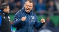 Bayern đè đẹp Chelsea, HLV Flick gửi lời thách đấu đến Barca