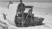 """""""Lũ hề của Hobart"""" - những cỗ xe làm nên chiến thắng Normandy"""
