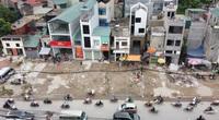 """Hà Nội: Đường vành đai 2 mở rộng, giá đất mặt phố """"leo thang"""" từng ngày"""