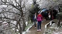 Sa Pa rét hại 12 độ C giữa mùa thu: Tín hiệu bất thường của mùa đông