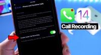Điện thoại iPhone có ghi âm cuộc gọi được không?