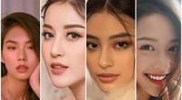 """Nhan sắc cực phẩm của 4 mỹ nhân Việt lọt top """"100 gương mặt đẹp nhất thế giới"""""""