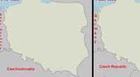 Sự trùng hợp kỳ quặc trên tấm bản đồ xuất hiện từ thế kỷ trước