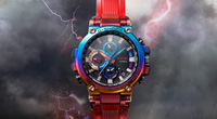 Đồng hồ G-Shock tia sét núi lửa, ngâm nước sâu 200m