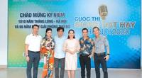 Giọng hát hay Hà Nội: Gần 400 thí sinh tham gia vòng thi sơ khảo