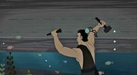 Có thật Yết Kiêu có thể đi bộ dưới nước?