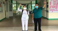 Bệnh nhân cuối cùng khỏi Covid-19  tại Bệnh viện Phổi Đà Nẵng xuất viện
