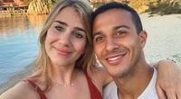 Vợ Thiago Alcantara: Tài sắc vẹn toàn