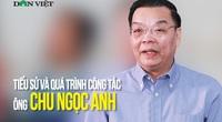 Tân Phó Bí thư Thành ủy Hà Nội Chu Ngọc Anh và quá trình công tác