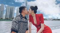 """Hương Giang """"khóa môi"""" bạn trai CEO trên du thuyền, tiết lộ bí mật không ngờ"""