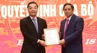 Ông Chu Ngọc Anh nói gì khi được điều động về làm Phó Bí thư Thành ủy Hà Nội?