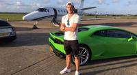 """""""Nội soi"""" cuộc sống xa hoa như một vị vua của """"golf thủ"""" Gareth Bale"""