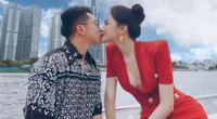 Matt Liu tiếp tục công khai ảnh hôn môi Hương Giang trên du thuyền sang chảnh