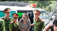 """Xét xử ông Nguyễn Thành Tài: Bị cáo Thúy khai """"tài trợ"""" thẻ tín dụng cho ông Tài chữa bệnh"""