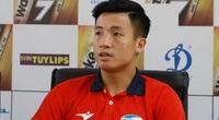 """Bùi Tiến Dũng nói gì khi bị """"nháy"""" chuyện đá phản lưới nhà trước Hà Nội FC"""