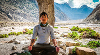 """Nguyễn Mạnh Duy, chủ dự án """"Ngôi nhà văn hoá Tây Tạng"""": """"Xứ tuyết Himalaya dẫn tôi tìm thấy hạnh phúc"""""""