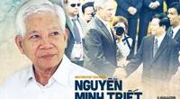 """Bài cuối: Nguyên Chủ tịch Nước Nguyễn Minh Triết: """"Con người không phải sinh ra để mãi hận thù..."""""""