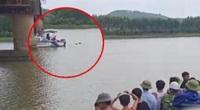 Xác định nguyên nhân vụ tài xế xe tải cùng cô gái trẻ tử vong dưới sông