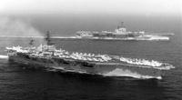 Tàu sân bay Mỹ ba lần đến Việt Nam đã bị đánh đắm ra sao?