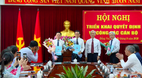Phó Chủ tịch UBND Đồng Nai thành tân Bí thư TP.Biên Hòa