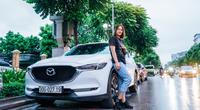 """Xế hộp Mazda CX5 - """"Tổ ấm"""" đặc biệt của Hoa khôi bóng chuyền Linh Chi"""