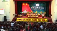Khai mạc Đại hội đại biểu Đảng bộ cấp tỉnh đầu tiên trên cả nước