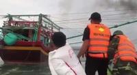 Quảng Bình: Thuyền viên tử vong vì ròng rọc rơi trúng người