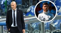 """Bị tố """"trù dập"""" Luka Jovic, HLV Zidane đưa ra câu trả lời"""