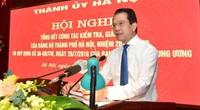 Hà Nội: 5 Thành ủy viên và hơn 4.100 đảng viên bị thi hành kỷ luật trong 5 năm