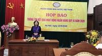 Phó Thống đốc Nguyễn Thị Hồng nói gì về 185 lượt giảm lãi suất trên thế giới và dư địa của Việt Nam?