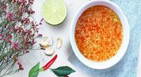 """8 tuyệt chiêu làm nước chấm thịt nướng chua, cay, ngọt, mặn ngon """"quên sầu"""""""