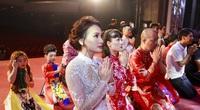 Các nghệ sĩ tổ chức lễ dâng hương Tổ nghề sân khấu