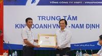 Nam Định: Vinaphone khen thưởng nhân viên nhảy xuống sông cứu hai học sinh đuối nước