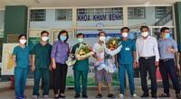 Đà Nẵng: Bệnh nhân cuối cùng mắc Covid-19 xuất viện