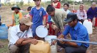Hỗ trợ 80.000 nông hộ vượt khó do hạn mặn, dịch bệnh