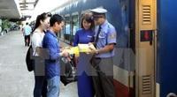 Chính thức công bố kế hoạch chạy tàu phục vụ người dân trong dịp Tết Tân Sửu