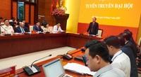 Đại hội Đảng bộ tỉnh Bắc Ninh: Bí thư Tỉnh uỷ Nguyễn Nhân Chiến không có trong danh sách bầu Ban Chấp hành