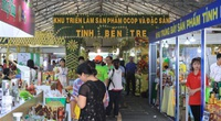 Gần 2.000 loại trái cây, đặc sản đến TP.HCM chào hàng sau dịch Covid-19
