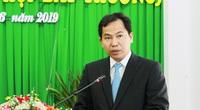 Ông Lê Quang Mạnh được giới thiệu để bầu làm Bí thư Thành uỷ Cần Thơ